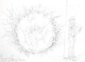 Zeichnung 1 von Michael Zepter